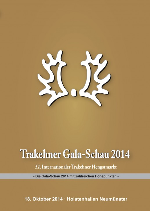 Trakehner Gala-Schau 2014